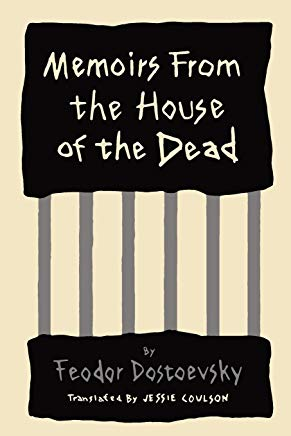 Memoirs from the House of the Dead Cover