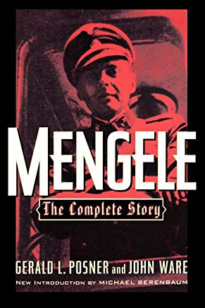 Mengele: The Complete Story Cover