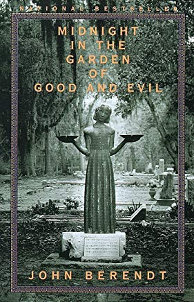 Midnight in the Garden of Good and Evil: A Savannah Story Cover