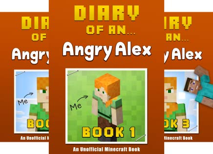 Minecraft Tales (21 Book Series) Cover