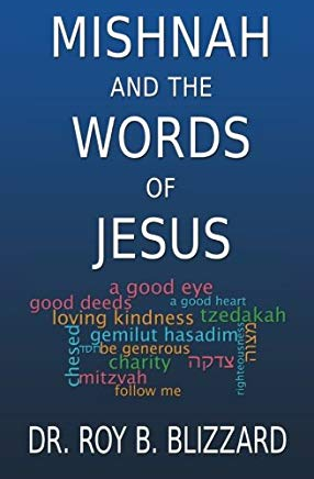 Mishnah and the Words of Jesus Cover