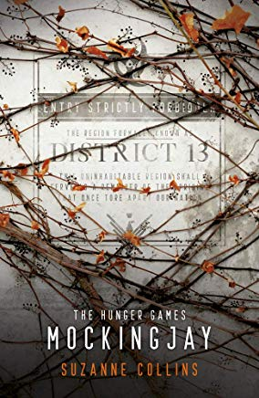 Mockingjay 10th Anniversary (Hunger Games Trilogy) Cover