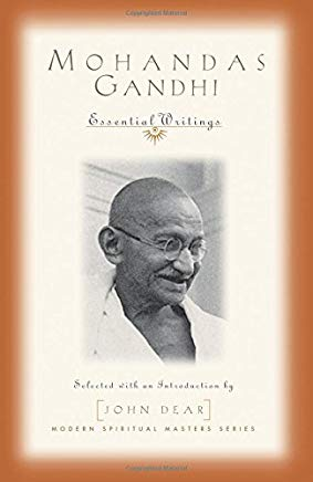 Mohandas Gandhi: Essential Writings (Modern Spiritual Masters Series) Cover