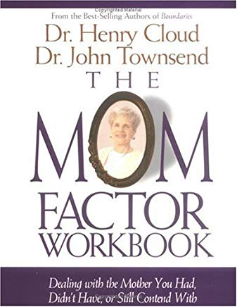 Mom Factor Workbook, The Cover
