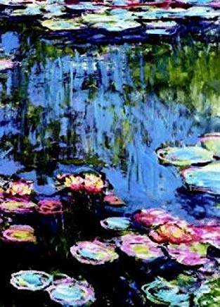 Monet Water Lilies Notebook (Decorative Notebooks) Cover