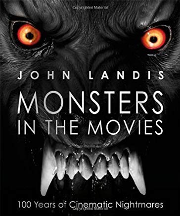 Monsters in the Movies of Landis, John on 03 October 2011 Cover