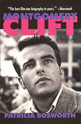 Montgomery Clift: A Biography (Limelight) Cover