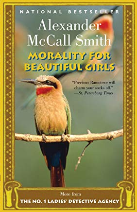 Morality for Beautiful Girls (No. 1 Ladies Detective Agency) Cover