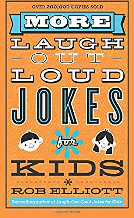 More Laugh-Out-Loud Jokes for Kids Cover