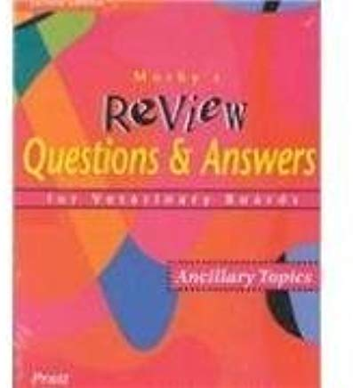 Mosby's Review Questions & Answers for Veterinary Boards: Series (5 Vol. Set) Cover