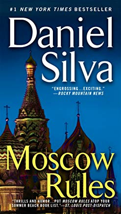 Moscow Rules (Gabriel Allon Series Book 8) Cover