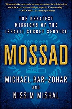 Mossad: The Greatest Missions of the Israeli Secret Service Cover
