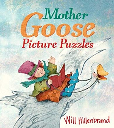 Mother Goose Picture Puzzles Cover