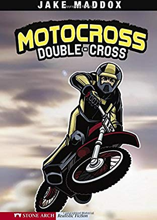 Motocross Double-Cross (Jake Maddox Sports Stories) Cover