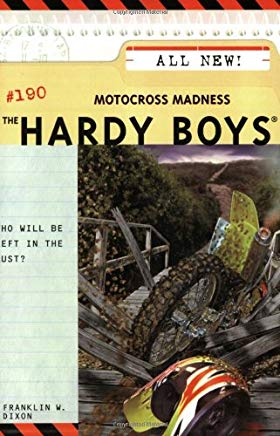Motocross Madness (The Hardy Boys #190) Cover
