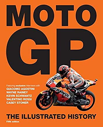 MotoGP: The Illustrated History Cover
