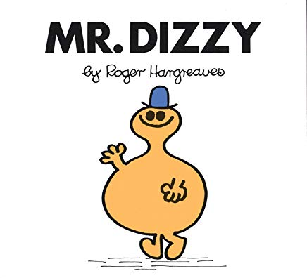 Mr. Dizzy (Mr. Men and Little Miss) Cover