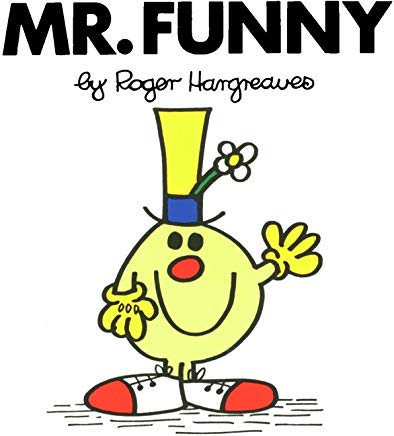 Mr. Funny (Mr. Men and Little Miss) Cover