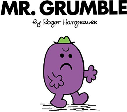 Mr. Grumble (Mr. Men and Little Miss) Cover
