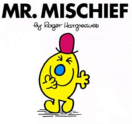 Mr. Mischief (Mr. Men and Little Miss) Cover