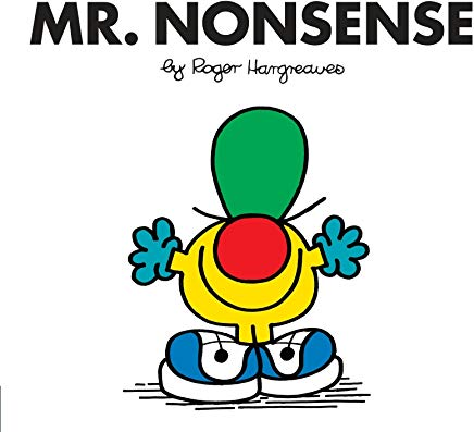 Mr. Nonsense (Mr. Men and Little Miss) Cover
