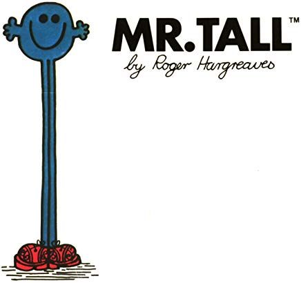 Mr. Tall (Mr. Men and Little Miss) Cover