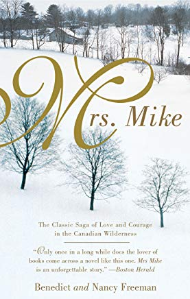 Mrs. Mike (A Mrs. Mike Novel) Cover