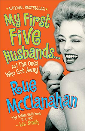 My First Five Husbands...And the Ones Who Got Away Cover