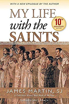 My Life with the Saints (10th Anniversary Edition) Cover