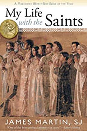 My Life with the Saints Cover