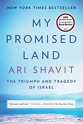 My Promised Land: The Triumph and Tragedy of Israel Cover