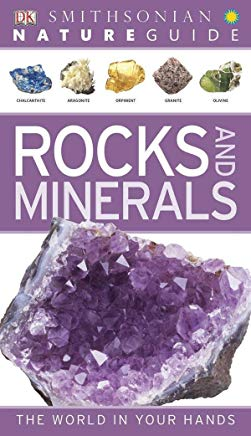 Nat Gd:Rocks and Minerals: The World in Your Hands (DK Nature Guide) Cover