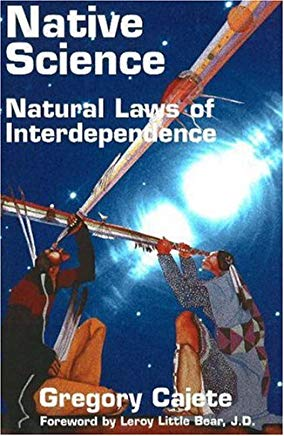 Native Science: Natural Laws of Interdependence Cover