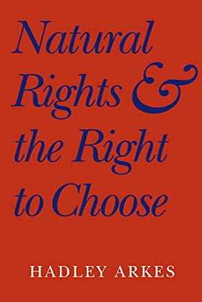 Natural Rights and the Right to Choose Cover