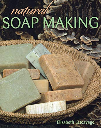 Natural Soap Making Cover