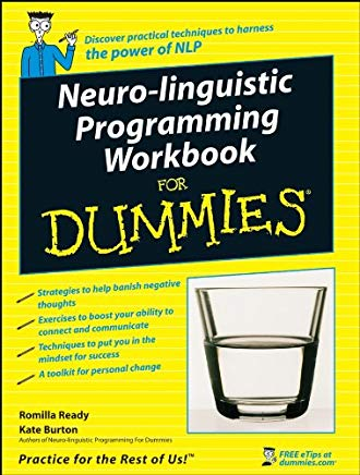 Neuro-Linguistic Programming Workbook For Dummies Cover