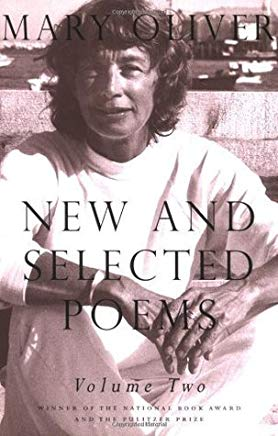 New and Selected Poems Cover