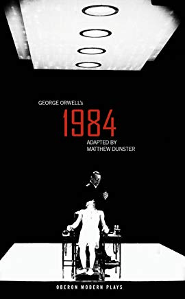 Nineteen Eighty-Four (1984) (Oberon Modern Plays) Cover