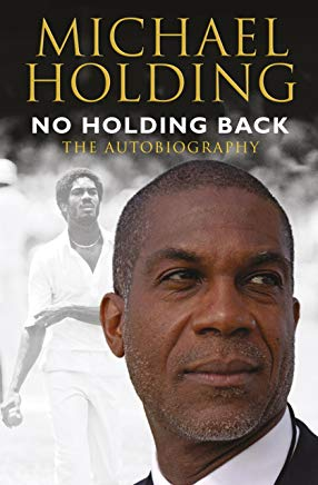 No Holding Back: The Autobiography Cover