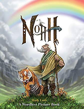 Noah: A Wordless Picture Book Cover