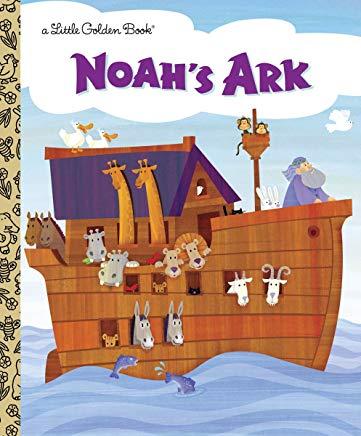 Noah's Ark (Little Golden Book) Cover