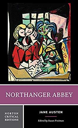 Northanger Abbey: A Norton Critical Edition (Norton Critical Editions) Cover