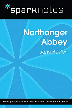 Northanger Abbey (SparkNotes Literature Guide) (SparkNotes Literature Guide Series) Cover