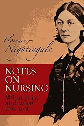 Notes on Nursing: What It Is, and What It Is Not (Dover Books on Biology) Cover