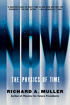 Now: The Physics of Time Cover