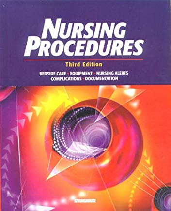 Nursing Procedures Cover