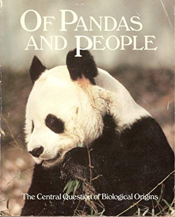 Of Pandas and People, The Central Question of Biological Origins Cover