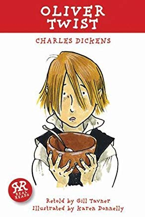 Oliver Twist (Charles Dickens) Cover