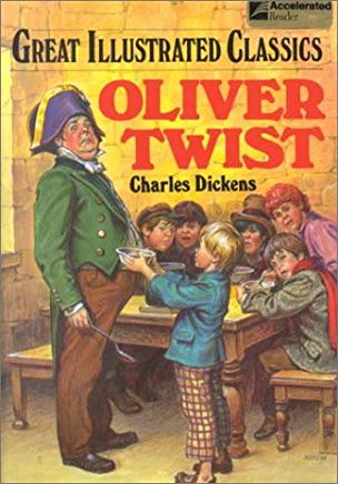 Oliver Twist (Great Illustrated Classics) Cover