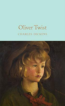 Oliver Twist (Macmillan Collector's Library) Cover